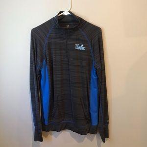 UCLA quarter zip